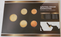 Arab. Emiráty Sada mincí