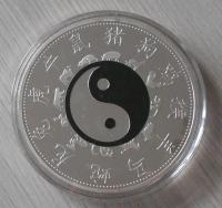Čína Rok hada, průměr 70 mm