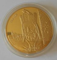 ČR Karel IV., největší Čech , průměr 40 mm