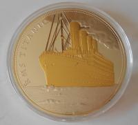ČR Titanic, průměr 70 mm