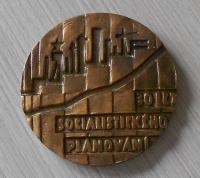 ČSR 30 let státní plánovací komise