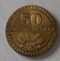 ČSR 50 let socialistické železniční dopravy