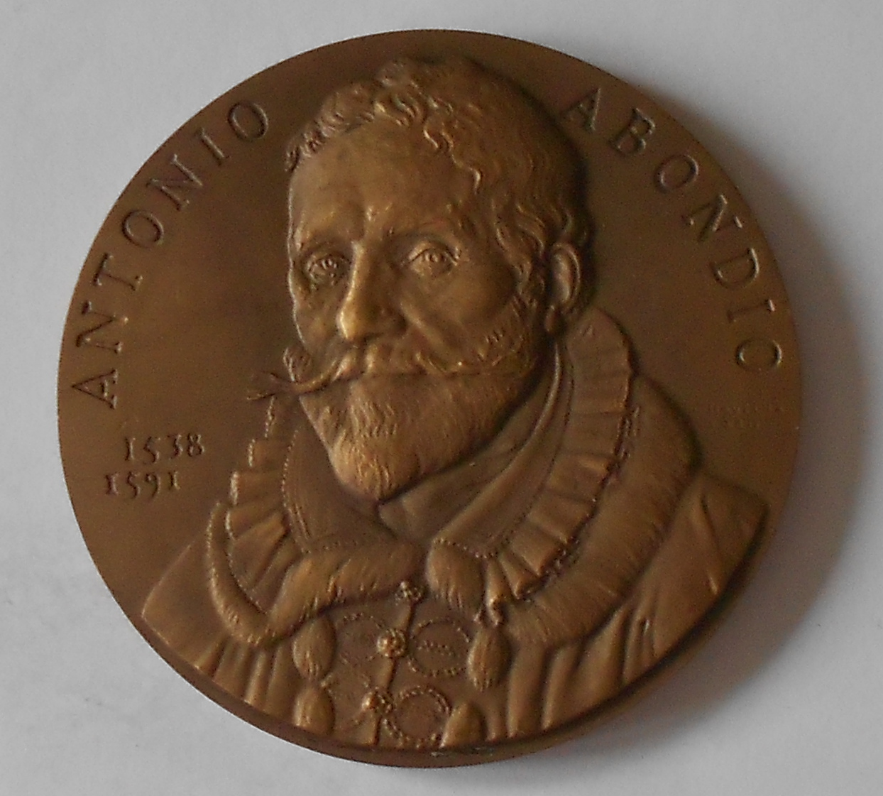 ČSR Antonio Abondio, průměr 68 mm
