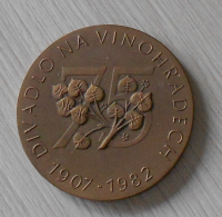ČSR Divadlo na Vinohradech 1982