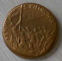 ČSR Mánes 1945 5. květen