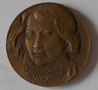 ČSR Marie Majerová 1982, průměr 59 mm