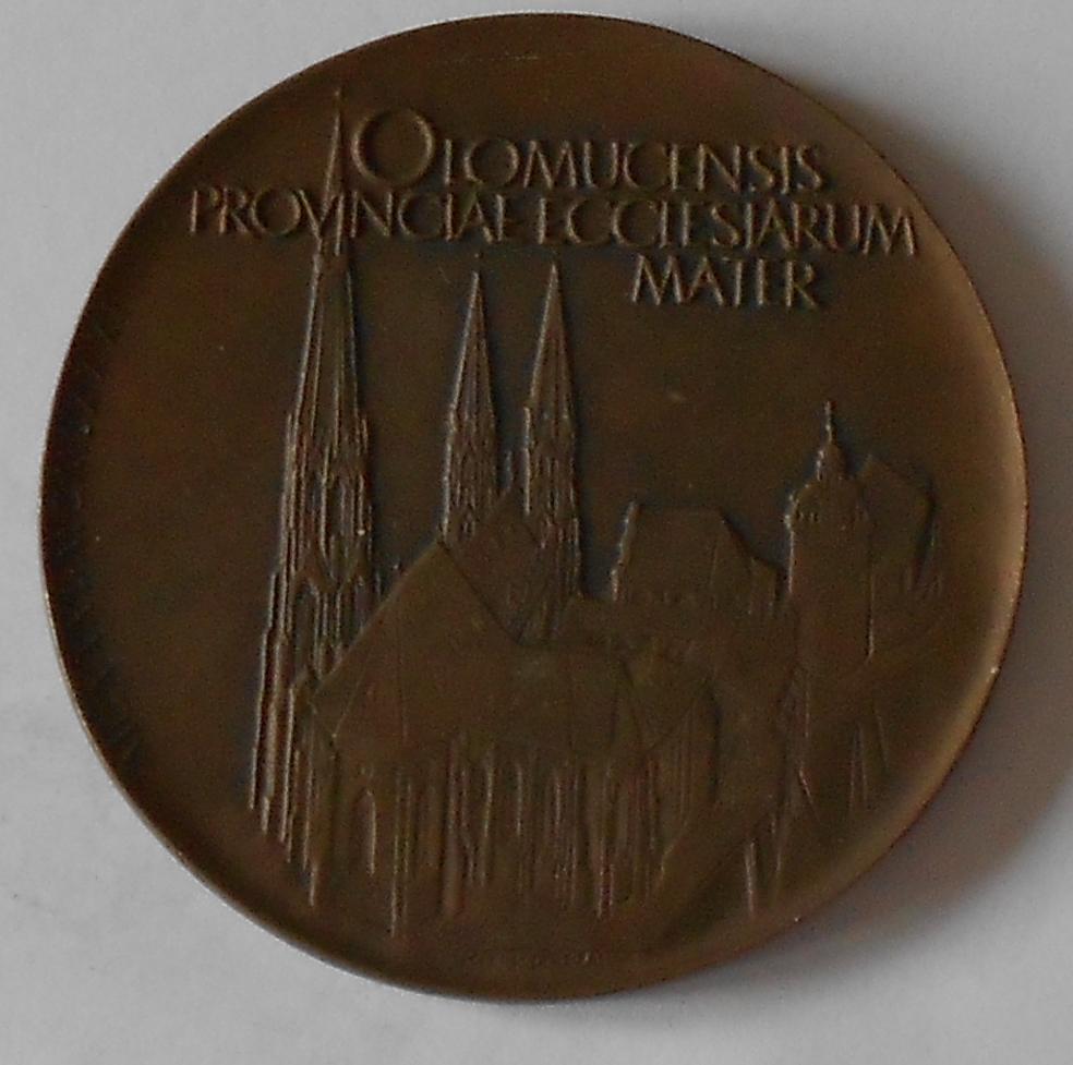 ČSR - Olomouc biskup Zděk r60