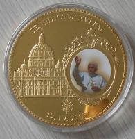 ČSR papež Benedikt XVI., průměr 70 mm