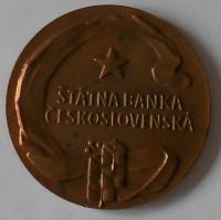 ČSSR Státní banka Československá
