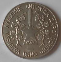 ČSSR Voj. akademie A. Zápotockého Brno
