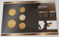 Estonsko Sada mincí