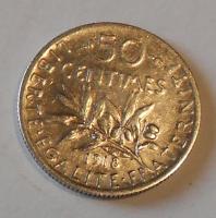 Francie 50 Cent 1918