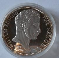 Holandsko 3 Gulden 1817, KOPIE