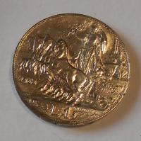 Itálie 1 Lira 1912