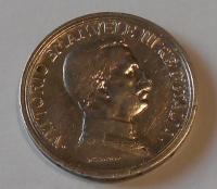 Itálie 2 Lira 1914