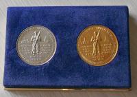 Kanada – Ontario medaile národní obrany