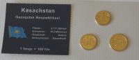Kazachstán Sada mincí
