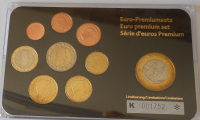Lucembursko Sada euro