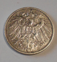 Německo 1 Marka 1905 E