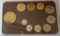 Slovinsko Sada mincí