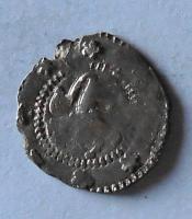 Srbsko-? Ag Denár 1402-1412 Čurč Vulkovič