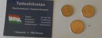 Tadžikistán Sada mincí