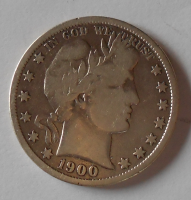 USA 1/2 Dolar 1990