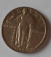 USA 1/4 Dolar 1926