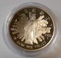 USA 1 Dolar – Liberty 1989 S