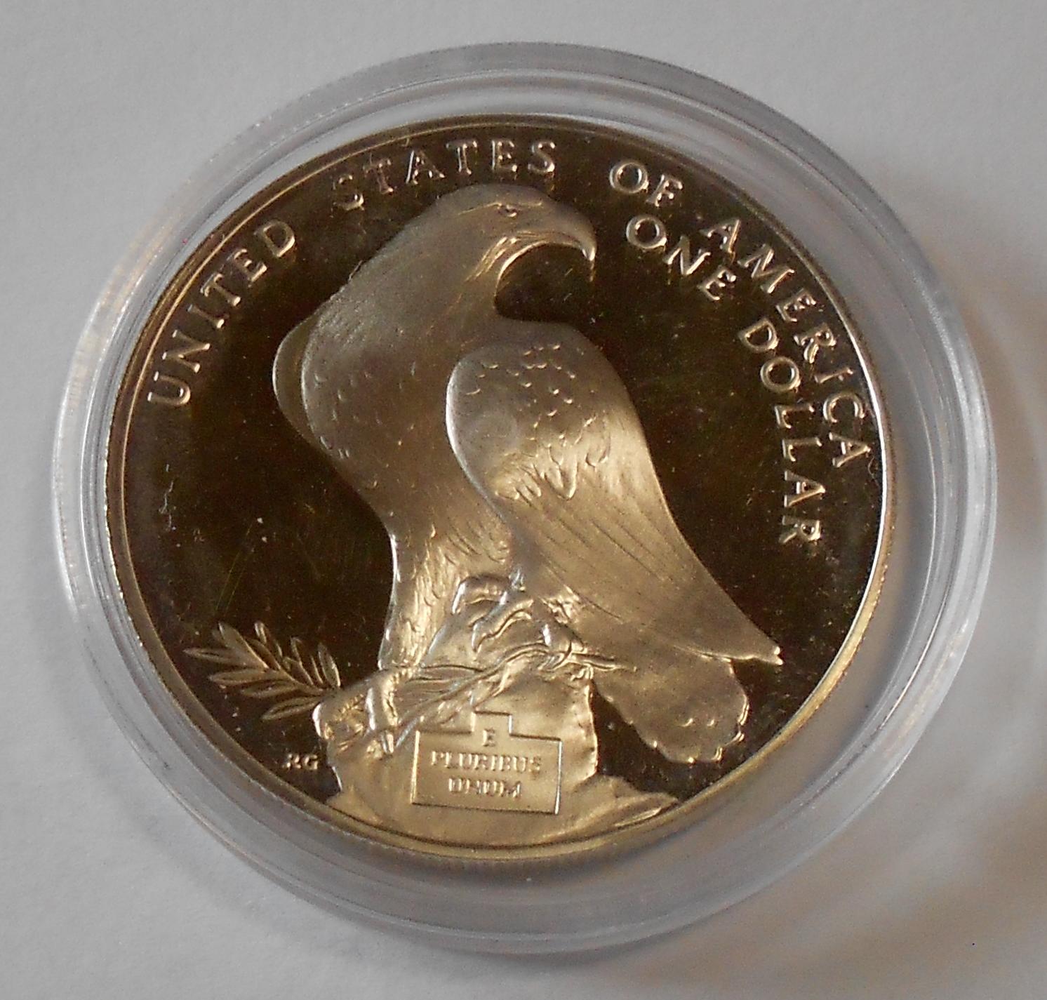 USA 1 Dolar – Los Angeles 1984