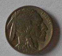 USA 5 Cent 1936