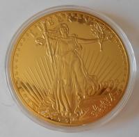 USA Liberty 1933, průměr 70 mm