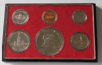 USA Sada mincí 1776-1976
