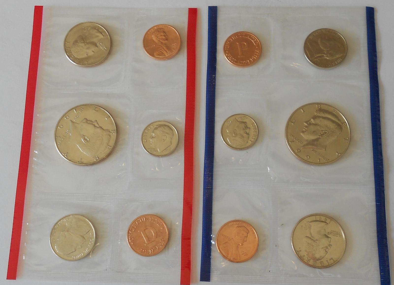 USA Sada mincí 1991