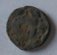 Zlatá Horda Cu mince 752 Džanibeg