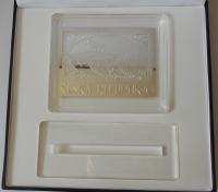 ČR – 1 UNCE blondýna, 500 ks Pražská mincovna 2012