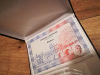 ČR – 1 UNCE stříbra (Ag) blondýna, 500 ks Pražská mincovna 2012