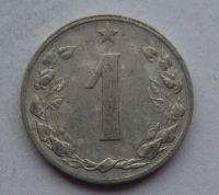 ČSR 1 Haléř 1954