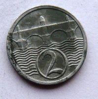 ČSR 2 Haléř 1925