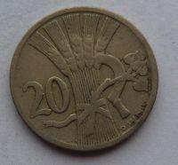 ČSR 20 Haléř 1924