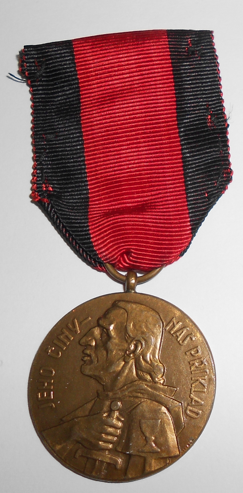 ČSR 4. střelecký pluk Prokopa Holého 1917-47