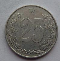 ČSR – Kremnica 25 Haléř 1953