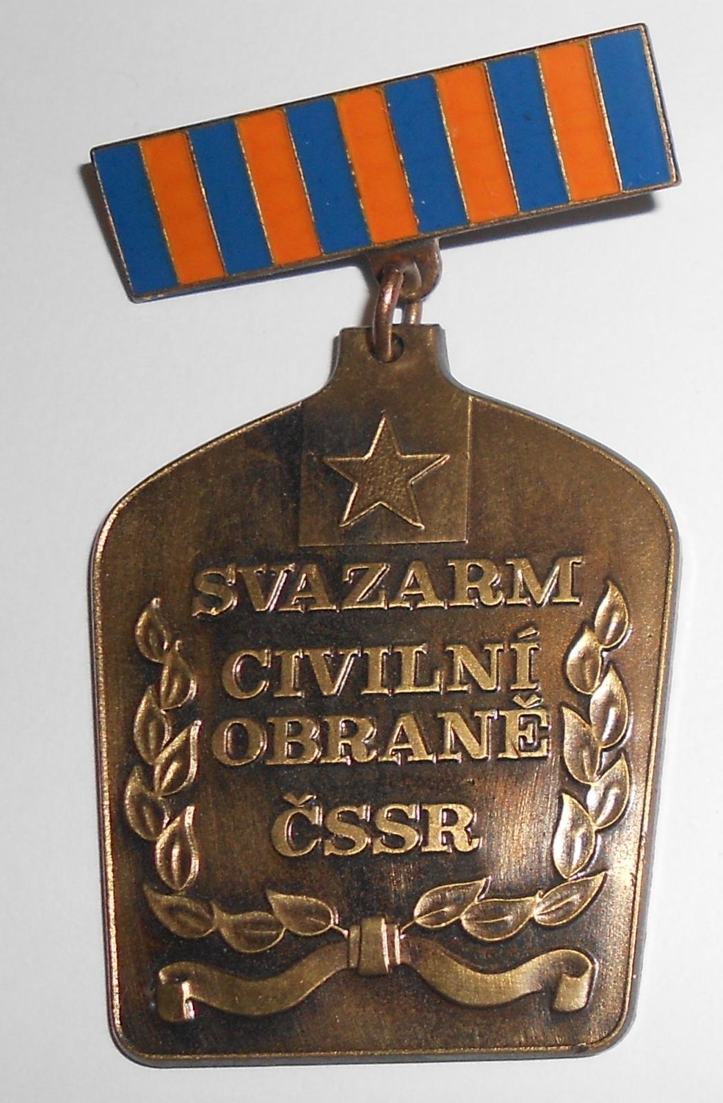 ČSSR 35 let Svazarmu 1951-86