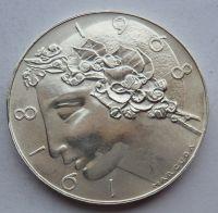 ČSSR 50 Koruna Republika 1968
