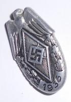III. říše Stranický odznak 1936