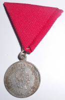 Rakousko Pamětní medaile FJI. / Madona