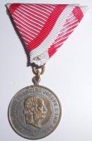 Rakousko VIRIBUS VNITIS 1848-1898
