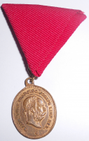 Rakousko VIRIBUS VNITIS, ovál 1848-1898
