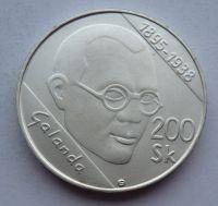 Slovensko 200 Koruna 1995 Galanda