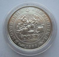 Slovensko 500 Koruna 1999 Kremnica